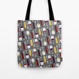 Food & Wine Tote Bag