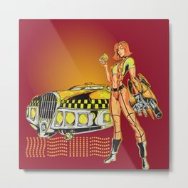 5th Element Metal Print