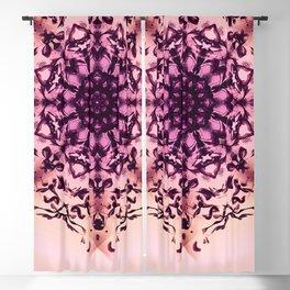 Mandala Lotus - Morning Blackout Curtain