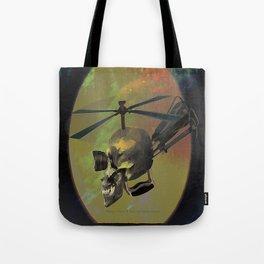 Magnus-Copter -007 Tote Bag
