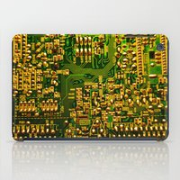 tv iPad Cases featuring Television by StevenARTify