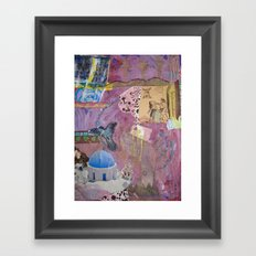 Taking Flight Framed Art Print