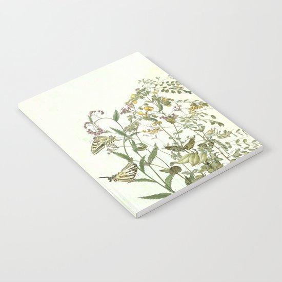 Cultivating my mind garden Notebook
