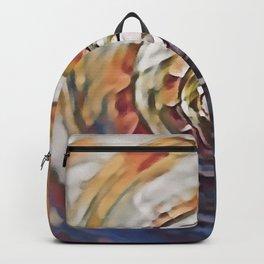 Seashell Spiral Cone TIp Backpack