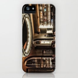 Dining in Style iPhone Case