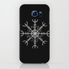 Aegishjalmur II iPhone Case