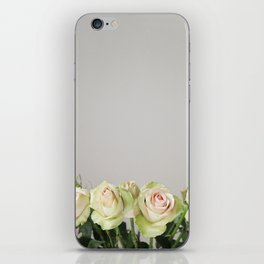 Green Roses iPhone Skin