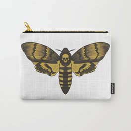 Death Moth Carry-All Pouch