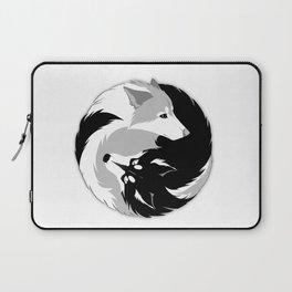 Husky love Laptop Sleeve