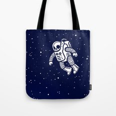 Calling Captain Calavera Tote Bag