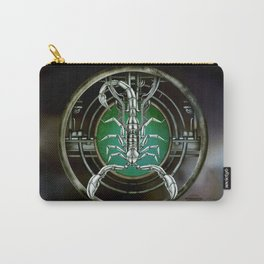 """""""Astrological Mechanism - Scorpio"""" Carry-All Pouch"""