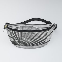 Scallop Shell and Timber Fanny Pack