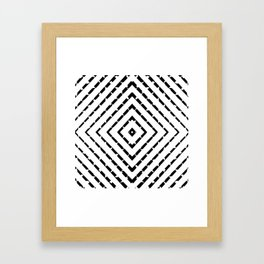 b i c u b i c Framed Art Print