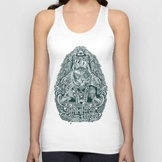kill the tiger Unisex Tank Top