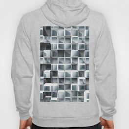 Cubes Within Cubes Hoody