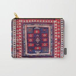 Karakecili Bergama Northwest Anatolian Rug Print Carry-All Pouch