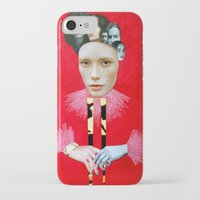 baroque iPhone & iPod Cases featuring Baroque by Mimi Rico