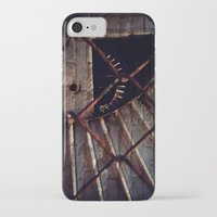 industrial iPhone & iPod Cases featuring Industrial by KunstFabrik_StaticMovement Manu Jobst