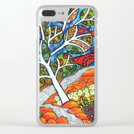 Ruscello Clear iPhone Case