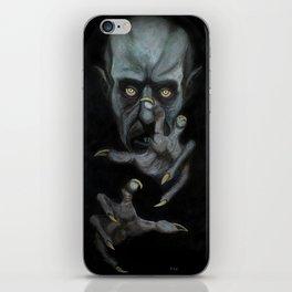Phantom der Nacht iPhone Skin