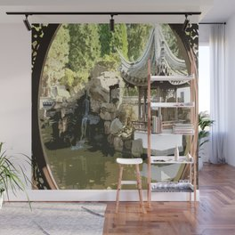 Japanese Tea Garden Wall Mural