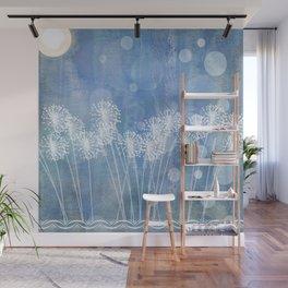 Dandelion Morning Wall Mural