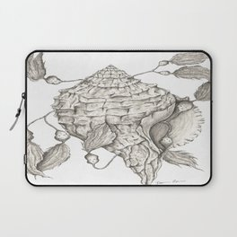 Shell of Faith Laptop Sleeve