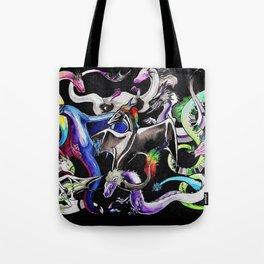 Queer Dragons Tote Bag