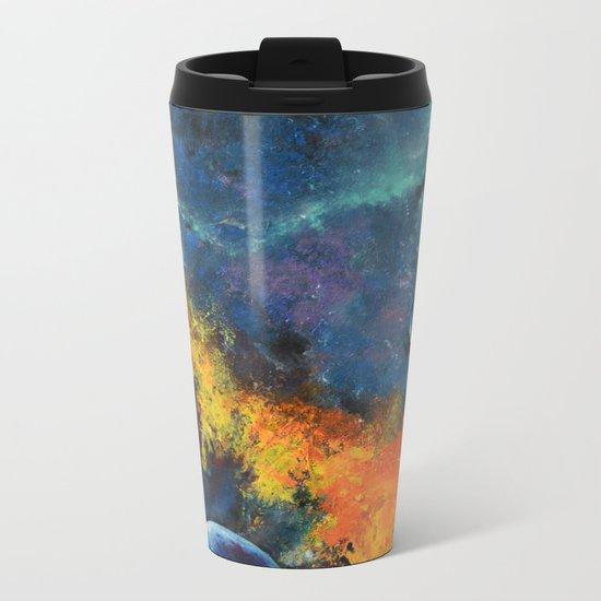 Spaceballs Metal Travel Mug