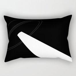UFO Lighting Rectangular Pillow