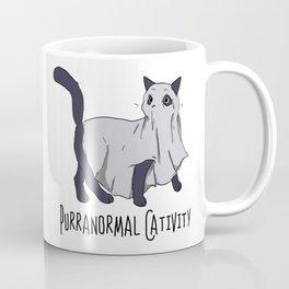 Purranormal Cativity: The Feline Dimension Coffee Mug