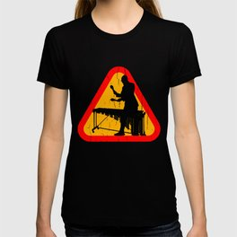 Xylophone Silhouette T-shirt
