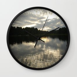 Lakeside 006 Wall Clock