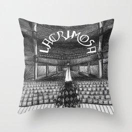 Stille Throw Pillow