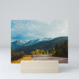 Aspen Off Road Mini Art Print