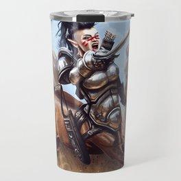 Centaur charge Travel Mug