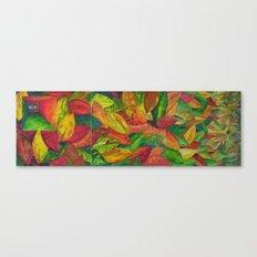 İZDE Canvas Print