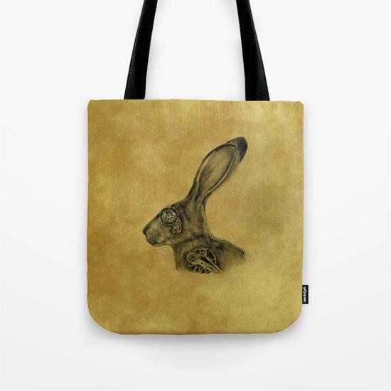 STEAMPUNK JACK Tote Bag