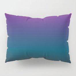 Colorful gradient Pillow Sham