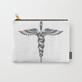 Caduceus Medical Symbol Carry-All Pouch