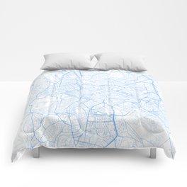 Rome. Blue Period Comforters