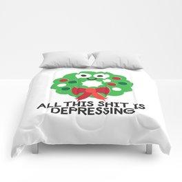 Ho Ho Hopeless Comforters