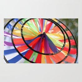 Wind Wheel Rug