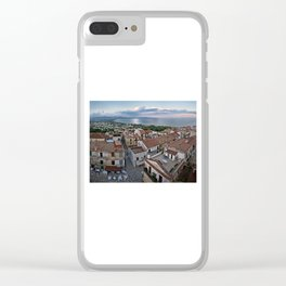 Italy, S.Felice circeo Clear iPhone Case