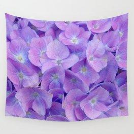 Hydrangea lilac Wall Tapestry