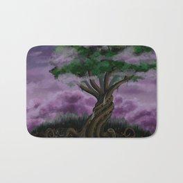 The World Tree Bath Mat
