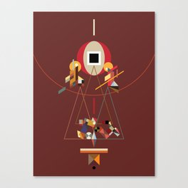 transfiguration Canvas Print