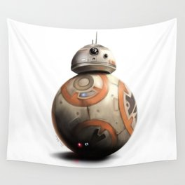 BB-8 by dana alfonso Wall Tapestry