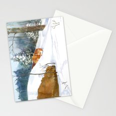 Which Way Did He Go? Stationery Cards