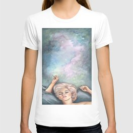 Marilyn in the sky with Diamonds T-shirt